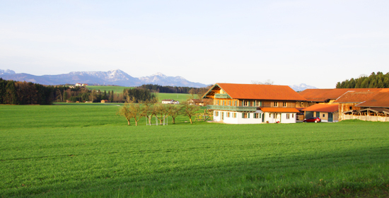 bauernhof Helminger in Waging am See / St. Leonhard